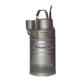 Grindex pompen - Inox (RVS) pompen - Grindex Major Inox