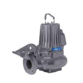 Flygt pompen - N-serie voor hoge efficiëntie - N3127 van 4.7 kW tot 8.5 kW