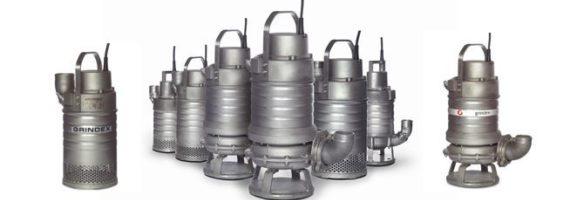 Grindex pompen - Inox (RVS) pompen