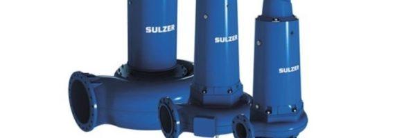 Sulzer pompen - XFP Pompen