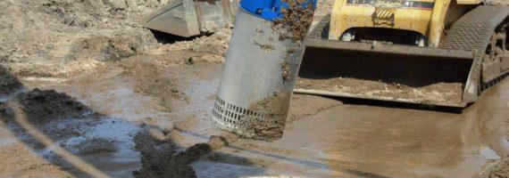 Sulzer pompen - Drainage Pompen