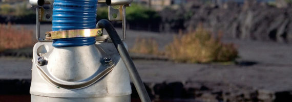 Flygt pompen - 2600 drainagepompen